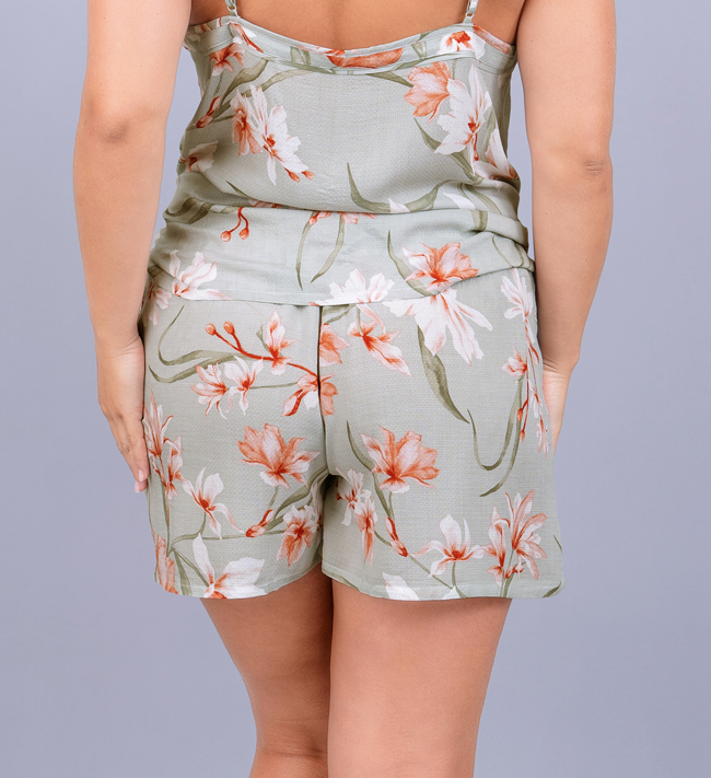 Intimate by Change Viola Pyjama Shorts other Lovely Upscaled Florals