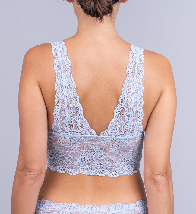 Intimate by Change Melanie Triangle Wireless bra Morning Blue