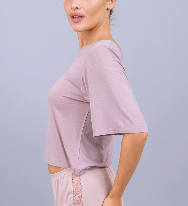Intimate by Change Koszulka Riley Top other Deauville Mauve