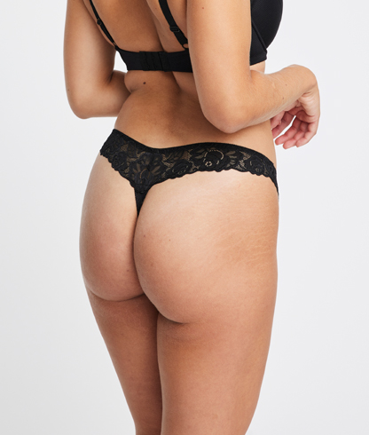 Basic Florence String other Black