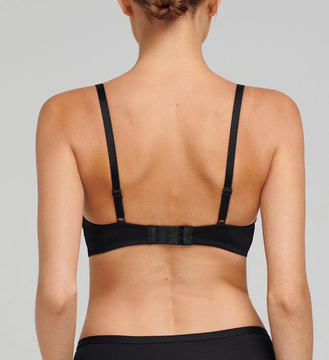 Basic Jasmine Bra Padded other Black