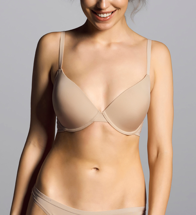 Basic Jasmine Seamless Push Up other Sahara Sand