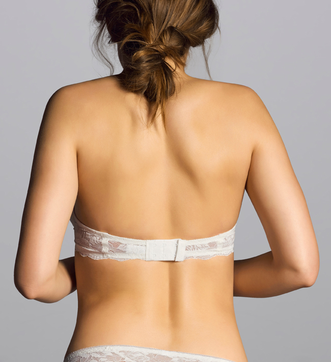 Basic Lissi Push Up other Ivory