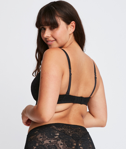 Basic Lissi Plunge other Black