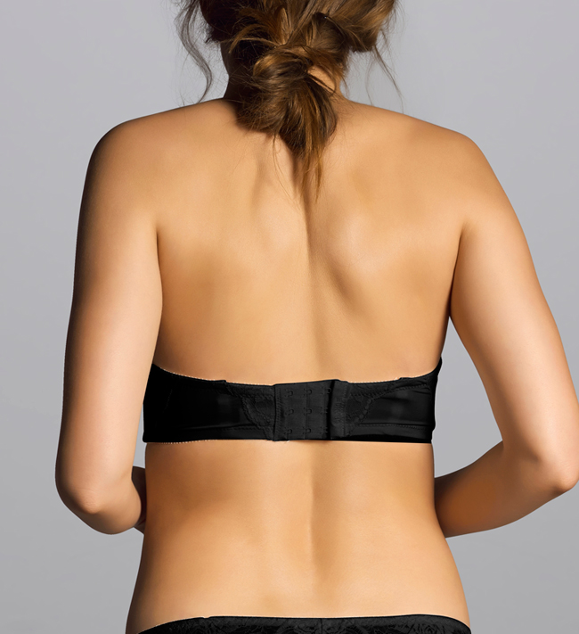 Basic Lissi Strapless Bra other Black
