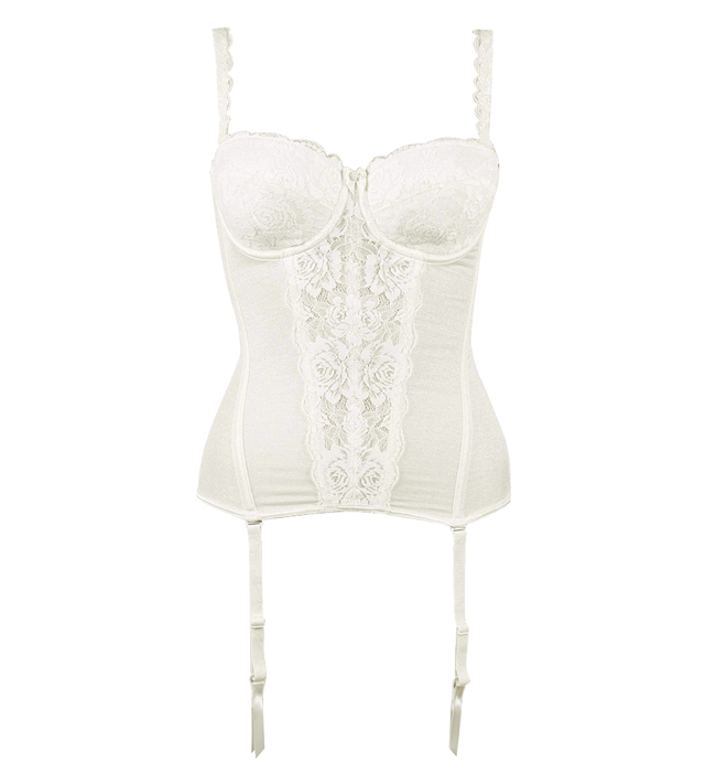 Lissi Basque Strapless