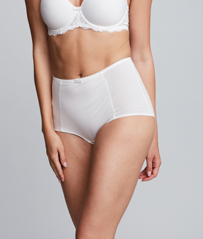 Basic Lissi Hipster High Waist other Ivory