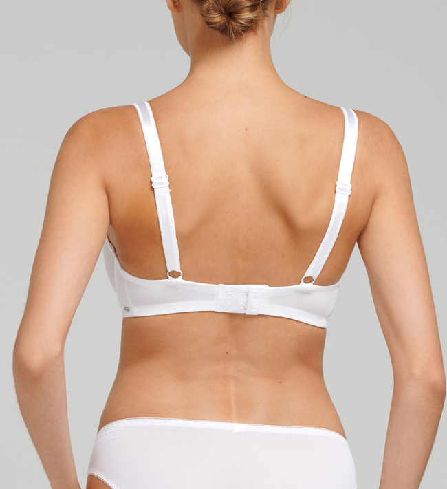 Basic Sofia Full Shaper other White