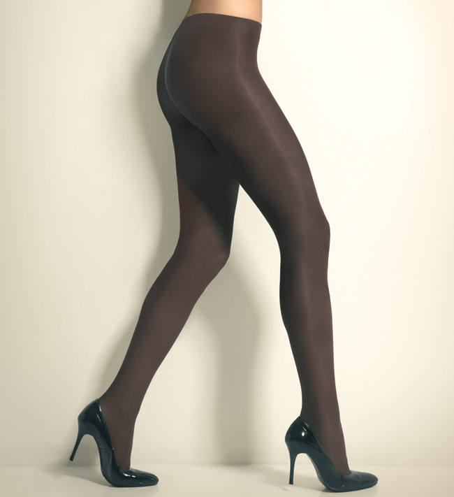 Plain Hosiery Tights 40D