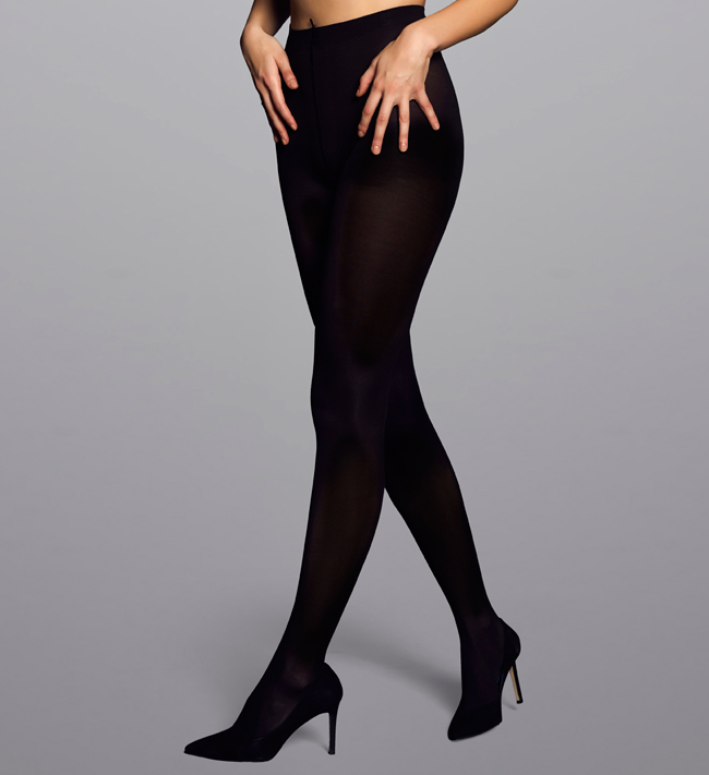 Plain Hosiery Tights 70D