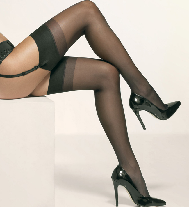 Plain Hosiery Stocking 20D