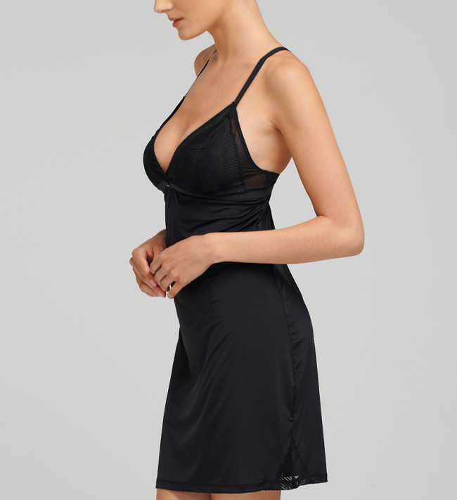 Charade Mariah Chemise other Black